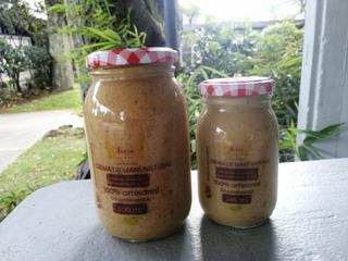 Mantequilla De Maní 100% Natural X 500 Ml