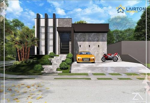 Casa À Venda, 165 M² Por R$ 970.000,00 - Buona Vita Gold - Atibaia/sp - Ca2201