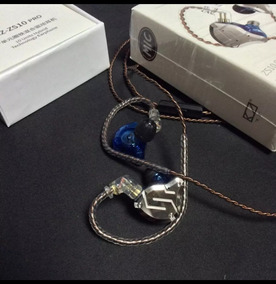 Fone Kz Zs10 Pro S/ Mc + Cabo Bluetooth Apt-x
