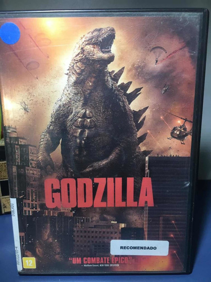 Godzilla - Dvd Original - Rf6