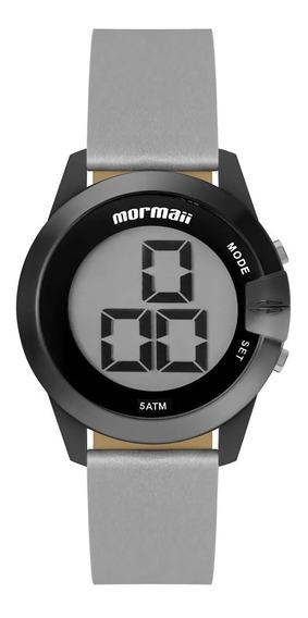 Relógio Feminino Mormaii Interestelar Grafite Mo13001c/8p