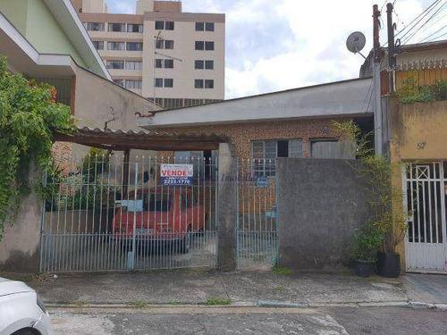 Imagem 1 de 18 de Casa À Venda, 64 M² Por R$ 400.000,00 - Lauzane Paulista - São Paulo/sp - Ca0379
