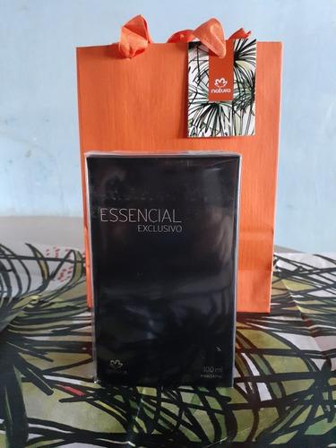 Perfume Essencial Exclusivo Masculino De Natura!!!