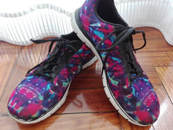 Zapatillas Skechers Con Memory Foam 39.5 Perfecto Estado