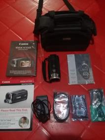 Camara De Video Canon Vixia Hfr300
