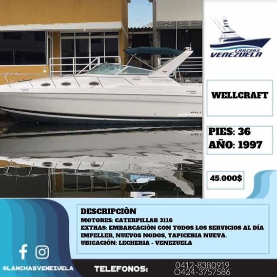 Yate Wellcraft Lv290