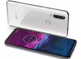 Celular Motorola One Action 128gb Blanco
