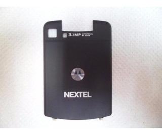 Tampa Traseira Nextel I9 Preta Original