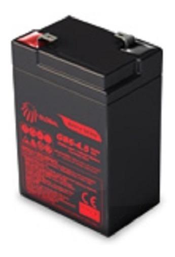 Bateria 6v Para Balança Urano Toledo Filizola Elgin