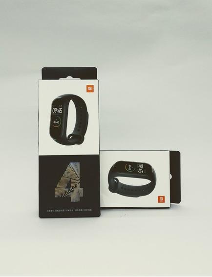 Pulseira Xiaomi Mi Band 4 Global+2 Pulseiras+ 2 Películas