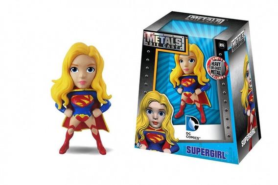 Metal Die Cast Supergirl Orig