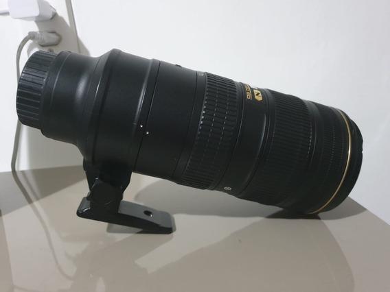 Lente Nikon 70-200mm