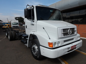 Mercedes-benz Mb 1620 L 6x2 No Chassi 2006/2006