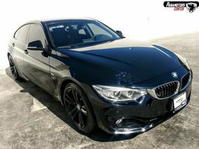 Bmw 430i Sportline Coupe Piel Qc Negro 2017