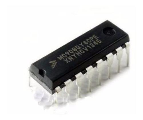 Microcontrolador Mc908qy4cpe