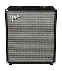 Amplificador De Bajo Fender Rumble 100