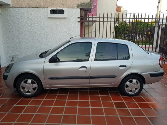Renault Symbol - Excelente Estado - Papeles Al Día