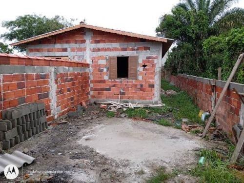 Imagem 1 de 9 de Casa Lado Serra Com 02 Quartos Em Itanhaém-sp 7501-pc