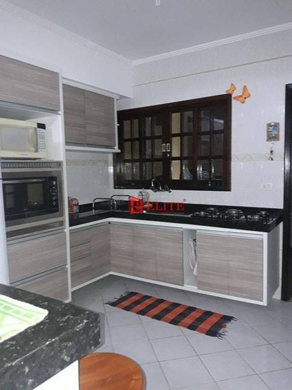 Sobrado Residencial À Venda Com 3 Quartos, Conjunto Residencial Galo Branco, São José Dos Campos. - So0458
