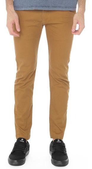 Pantalon Chino Vicus Tripper Beige