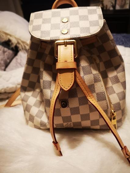 Mochila Louis Vuitton Sperone Bb Original