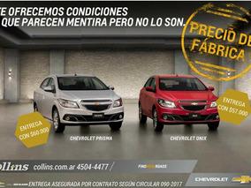 Chevrolet Onix #es
