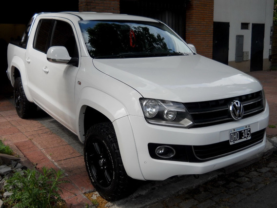Volkswagen Amarok Highline 4x4 Impecable