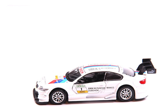 Auto De Coleccion Bmw M3 Dtm Escala 1:38 Pull Back Action
