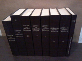 Carpeaux: História Da Literatura Ocidental - 8 Volumes