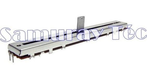 Fader Potenciometro Slide 128mm A10k Mesa Behringer