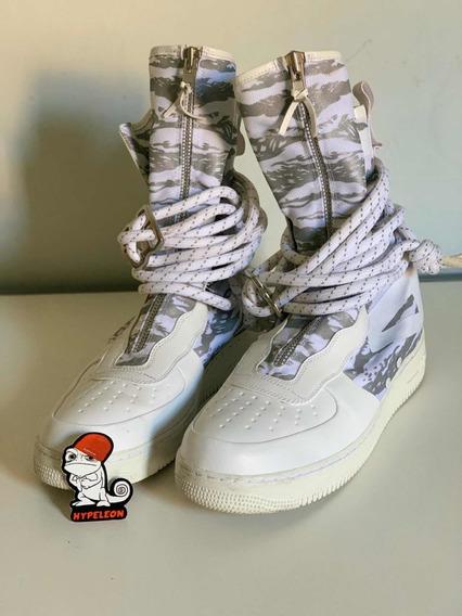 Tênis Nike Air Force High Premium Boot