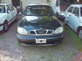 Daewoo Lanos 1998 5 Pias Nafta Full Total 63000