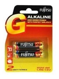 Pila Alcalina Aaa Fujitsu 1.5v Blister (2 Unid) X 5