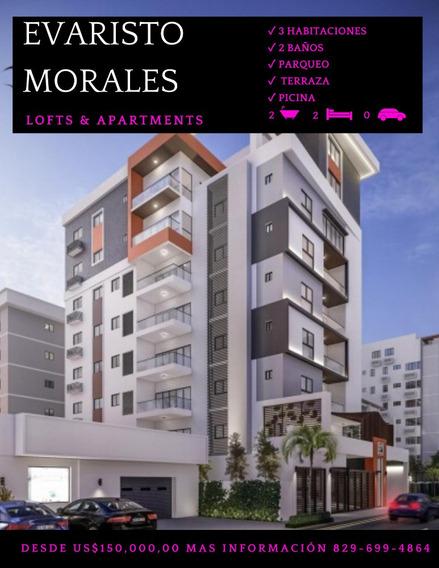 Torre En El Evaristo Morales