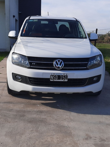 Volkswagen Amarok 2.0 Cd Tdi 4x4 Highline Pack At C34 2014