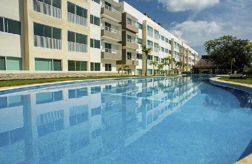 Imagen 1 de 16 de Departamento En Venta En Playa Del Carmen