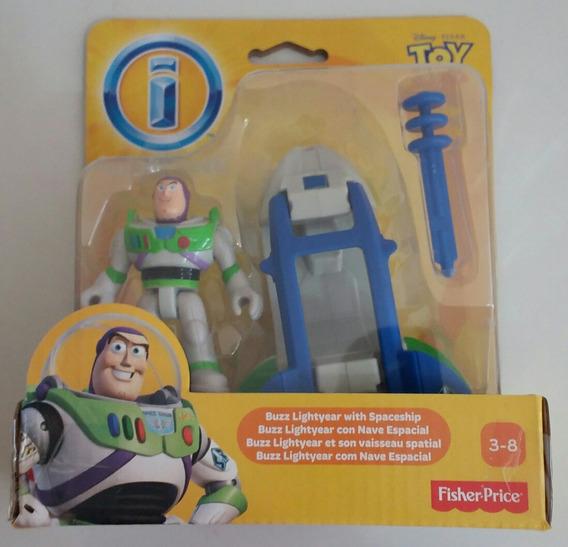 Boneco Toy Story Mattel Imaginext - Buzz Lightyear