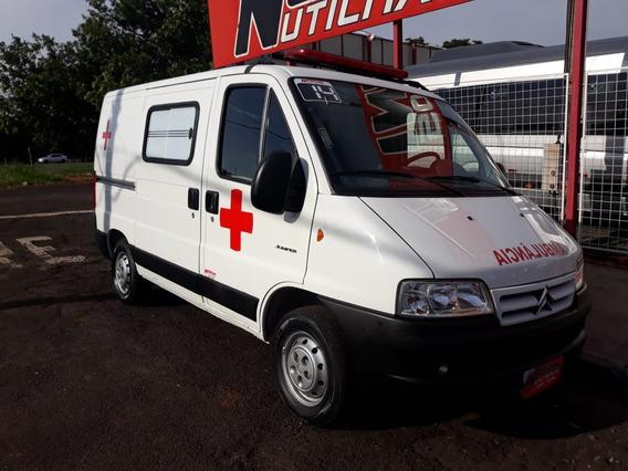 Jumper Ambulância Completa - 2014 - Novissima - Negrini