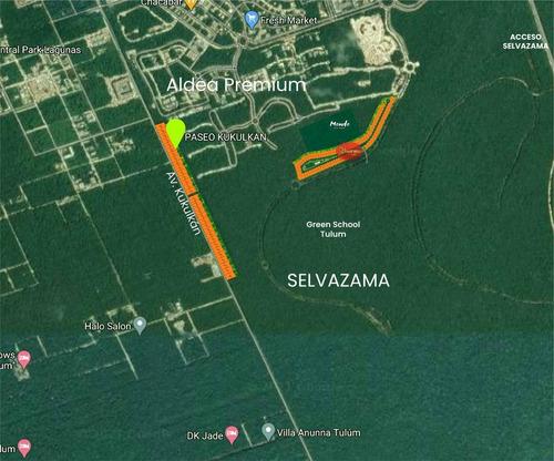 Imagen 1 de 8 de Venta De Terrenos En Selva Zama - Tulum - Dharma