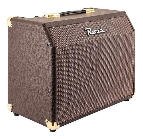 Imagen 1 de 6 de Amplificador Guitarra Acústica Ross A25c 25w Chorus 3 Eq  8