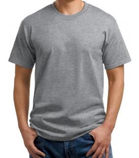 Kit 7 Camisetas Pv Mescla Malha Fria Atacado