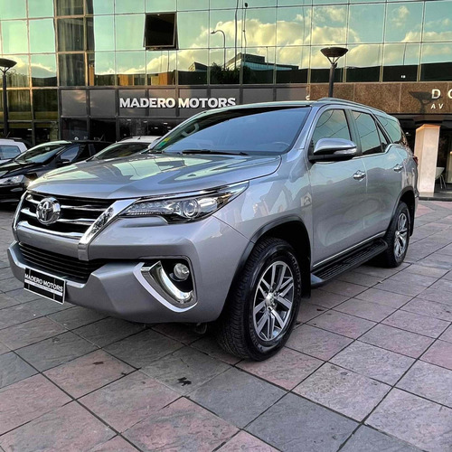 Toyota Sw4 2.8 Srx 177cv 4x4 7as At Madero Motors 2016