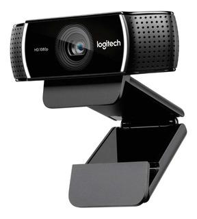 Webcam Logitech C922 Pro 1080p Full Hd 960-001087