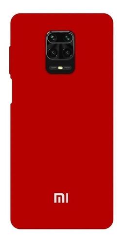 Funda Estuche Silicone Case Xiaomi Redmi Note 9s