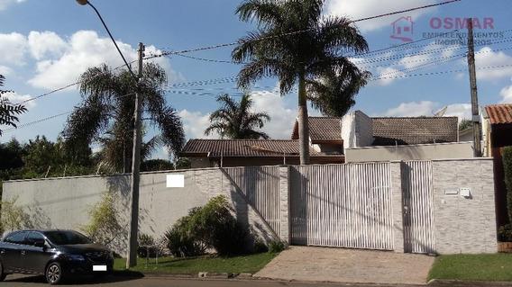 Casa Residencial À Venda, Green Village, Nova Odessa. - Ca0534