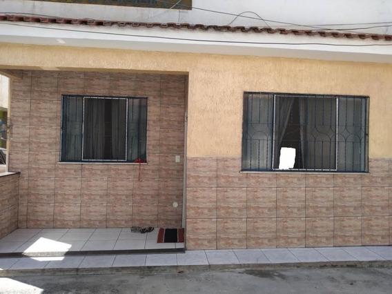 Casa Em Colubande, São Gonçalo/rj De 65m² 2 Quartos À Venda Por R$ 130.000,00 - Ca288866