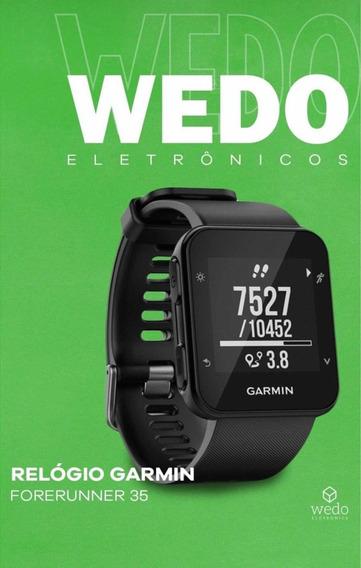Relógio Garmin Forunner 35