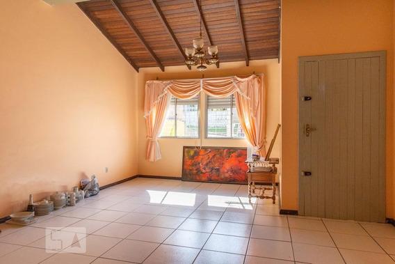 Casa Para Aluguel - Bom Jesus, 3 Quartos, 216 - 893030064