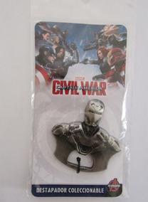 Destapador Metalico Iron Man