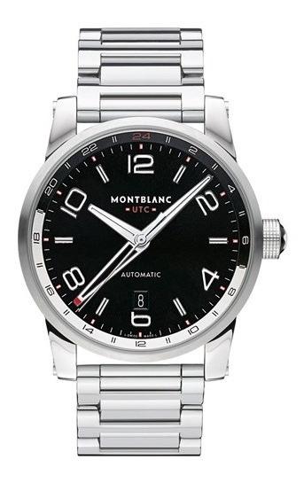 Relógio Montblanc 109135 Timewalker Automatico Original